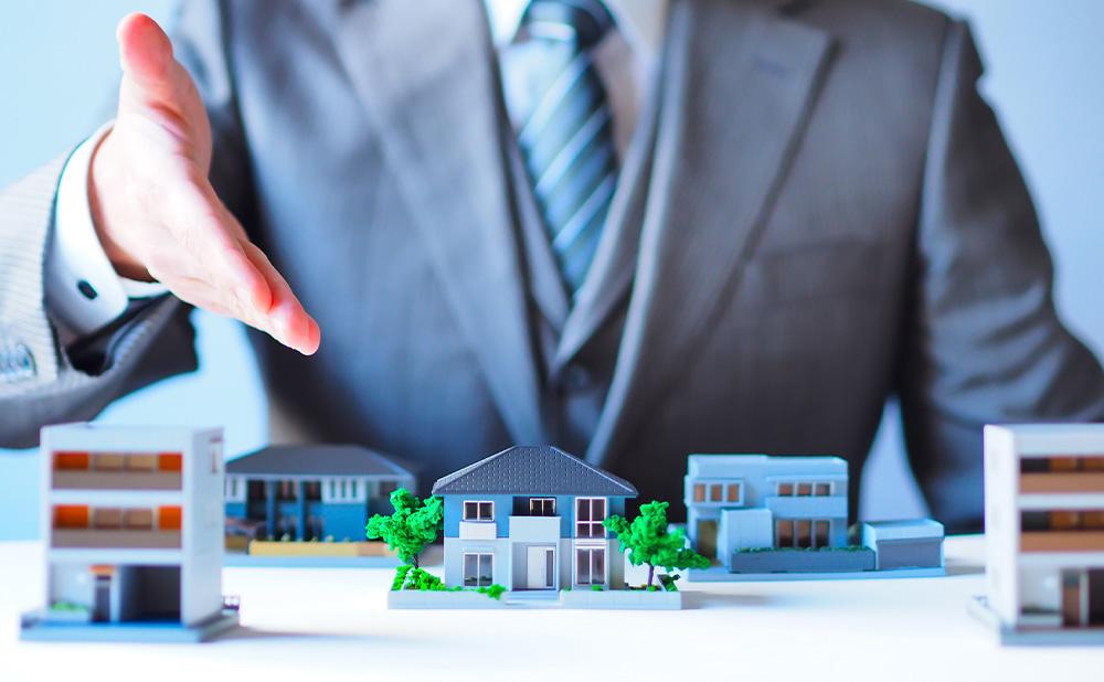 不動産の売買から相続に関する取引まで。 当社が手がけるサービス内容についてご紹介いたします。